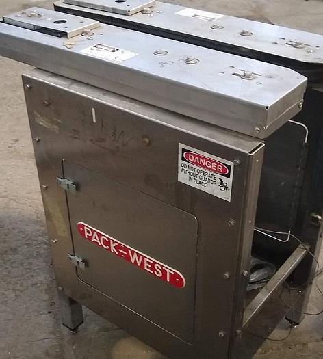 Used PackWest Transfer Conveyor SS