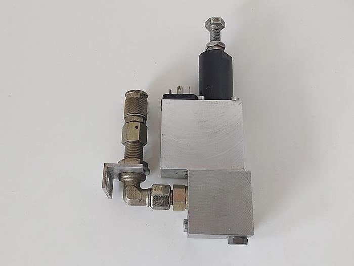 Gebraucht Druckminderventil, DK 08 /420 / 0R, Hawe gebraucht