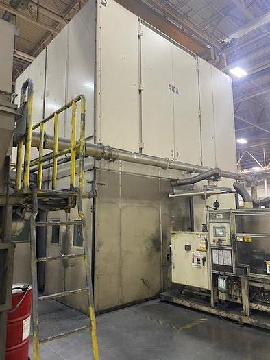 Used 630 ton AIDA FMX Stamping Press