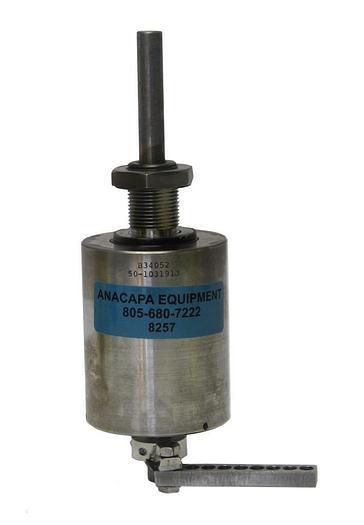 Used Ferrotec 50-103191J FerroFluidic Feed Through B34052 (8257)W