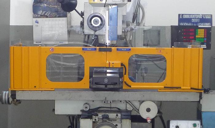 Repar2 2FTM2CM Milling Machine Table Safety Guard