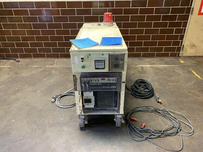Used Thermal Arc Ultima 150 Plasma Welder W/Cart Plasma Cutting System *Warranty*