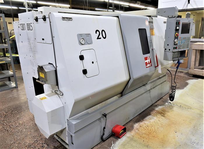 Used 2003 HAAS SL-20