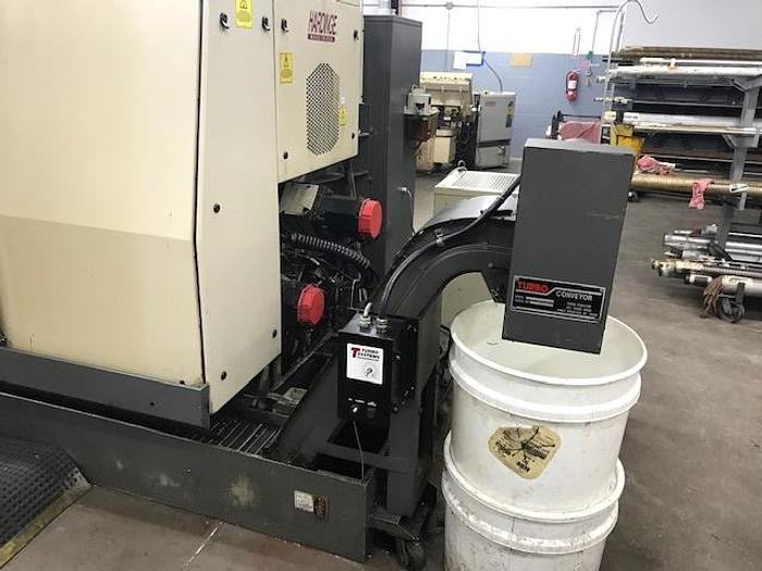 2002 Hardinge Conquest Twin-Turn 65 Multi-Axis Turning Center