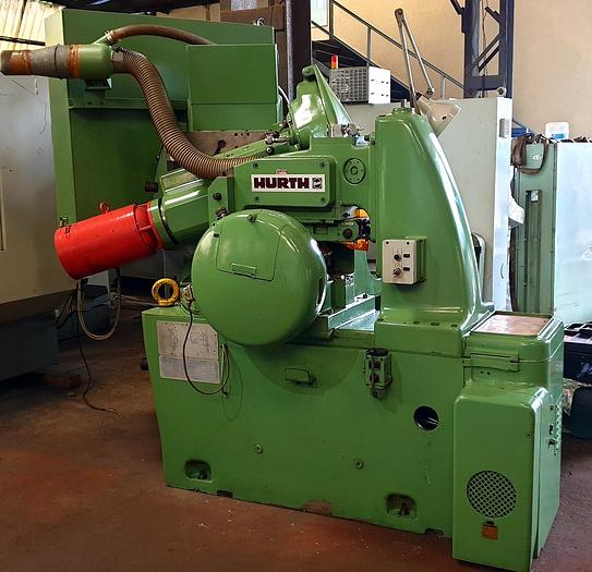 Hurth SRS 400 Gear Shaver Cutter Grinding Machine