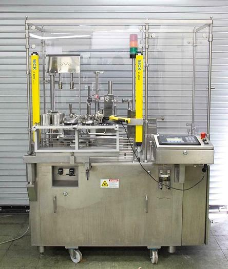 Used Inova Optima 122 Syringe Filling And Closing Machine & Extras FOR PARTS (7253) R