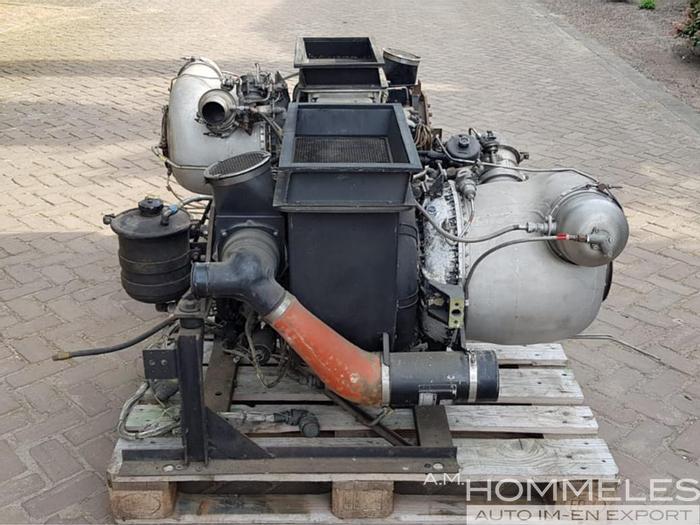 Used Engine, gas turbine gtcp85-160