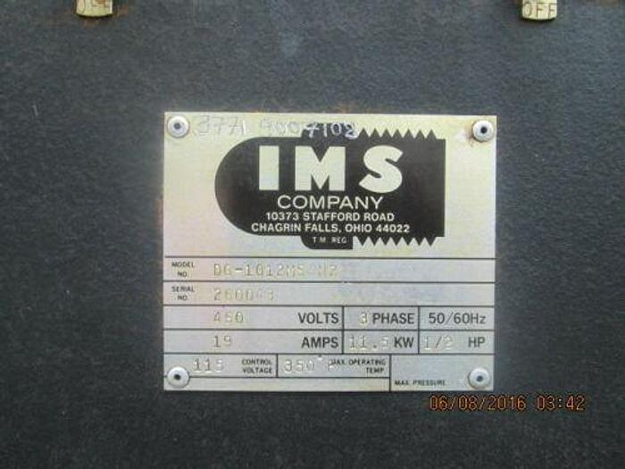 IMS 12 DRAWER DEHUMIDIFIER, MODEL DG-1012MSN2, 350 DEGREE DESSICANT DRYING OVEN