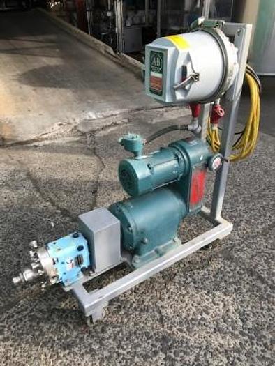 Waukesha 015-U1 P.D. Pump