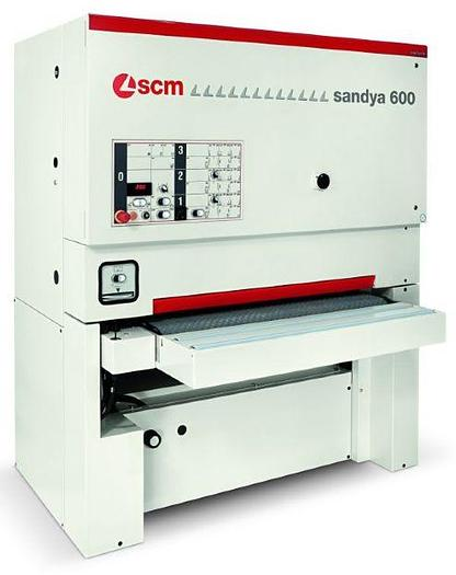 "SCM Group SCM S600 RCS 135(SW) 53"" Wide Belt Sander"