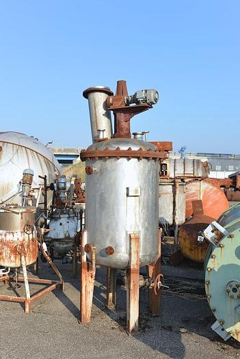 Usata Reattore / miscelatore da 760 Litri