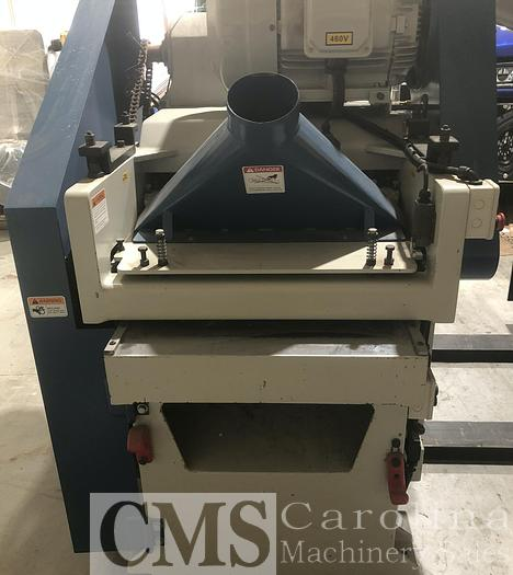 """Used Cantek GT-635RD 25"""" Double Side Planer"""
