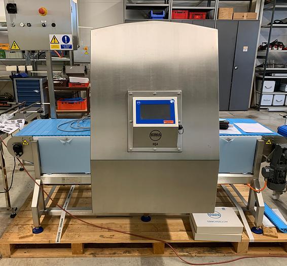 Neumaschine Metallsuchgerät mit Förderband
