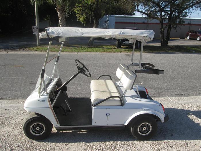 Used Club Car Electric Golf Cart