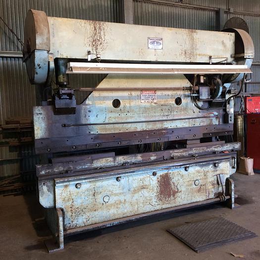 Used Chicago Dreis & Krump 75Ton x 10ft Mechanical Press Brake