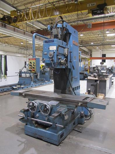 Used Sharp KMA2 Vertical Bed Milling Machine