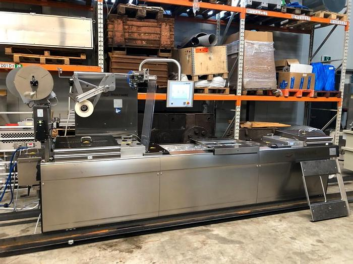 Used Multivac R126 thermoformer