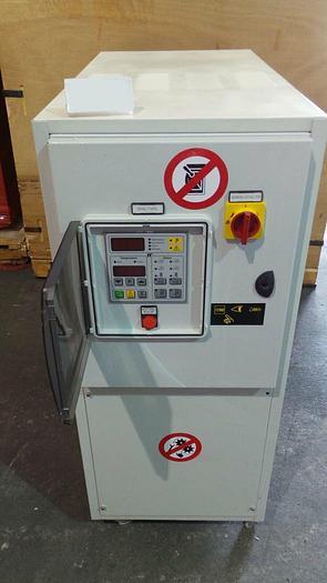 Used FF Frigofloid Impianti / E,Braun FWC6/CW-LT FWCC6/CW-LT, Cooling System, 400v/50Hz/C/C 5.5Kw(0-C) FF Frigofloid / E,Braun
