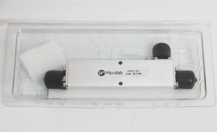 Microlab CK-57N Coupler 10dB 694-2700MHz 50W NEW (6977) 888063171086