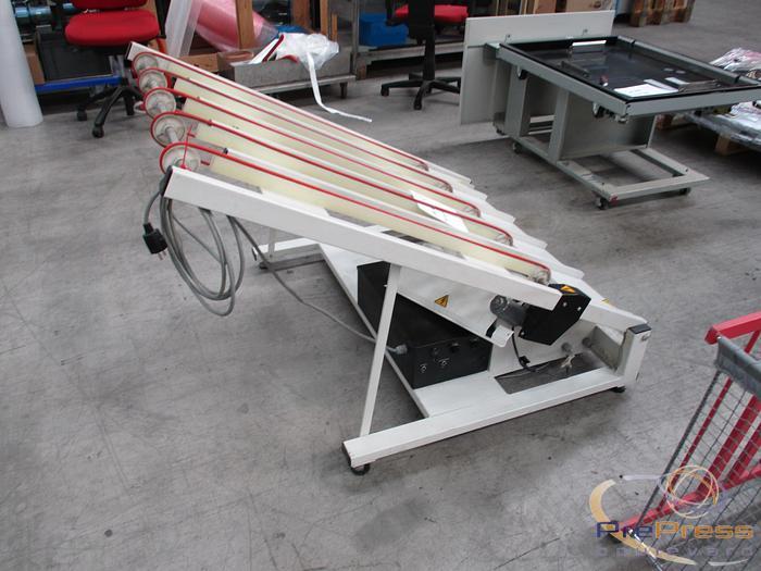 Refurbished 2003 Glunz&Jensen Plate Stacker MkII 85