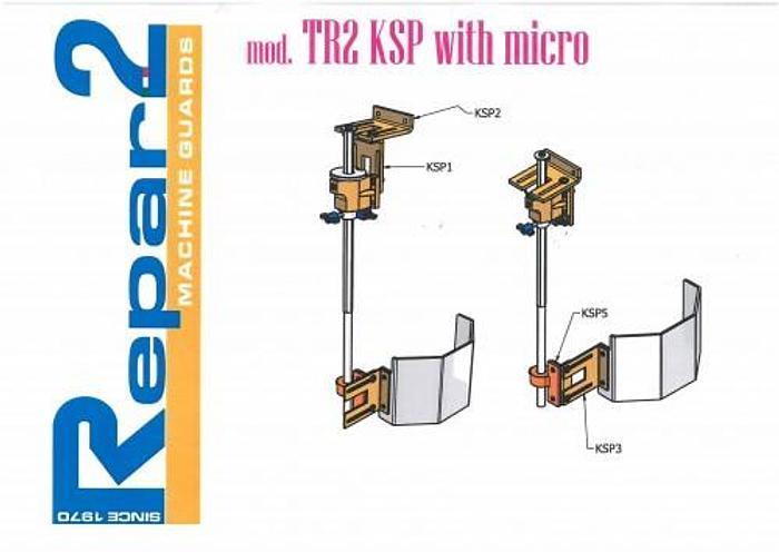 Repar2 3TR2-KSPCM Drill Chuck Safety Guard