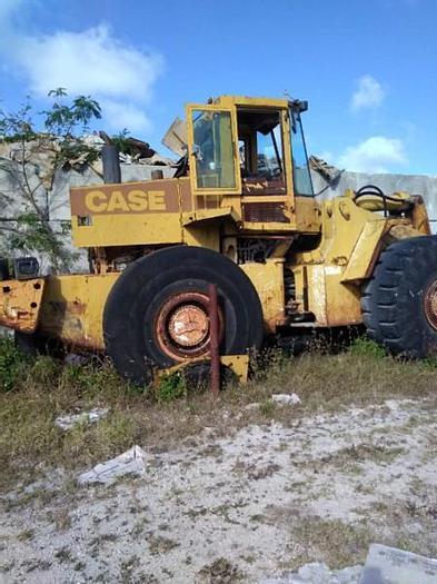 Used 1994 Case 921 Wheel Loader
