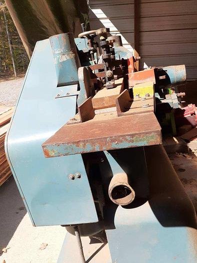 Used Planer/Moulder/Knives