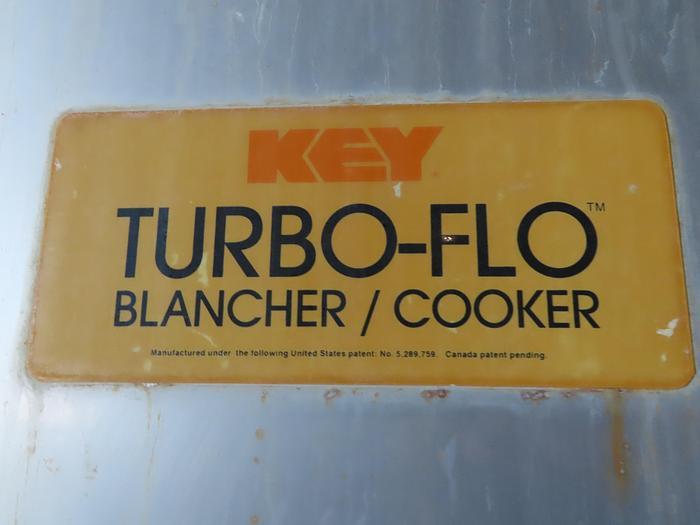 Key Turbo Flo  Blancher / Cooker