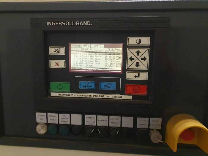 1989 Ingersoll Rand Centac ABB