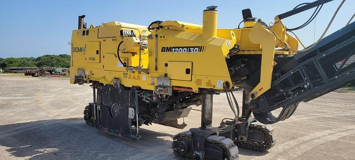 Used 2012 BOMAG BM1200-30 MILLING MACHINE