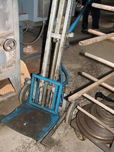 Used HYDRAULIC MOLD LIFTER TELEMACO TL 200