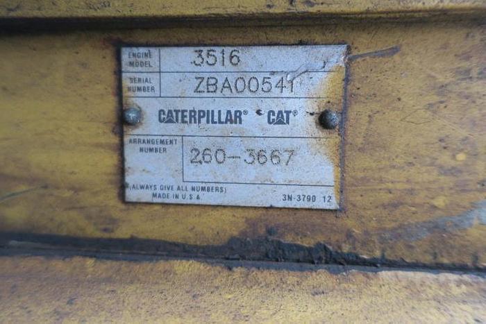 2007 Caterpillar G3516