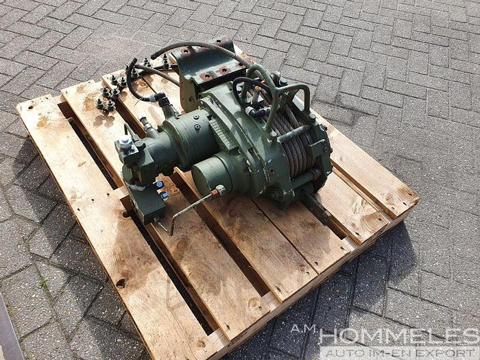 Used Rotzler treibmatic tr080