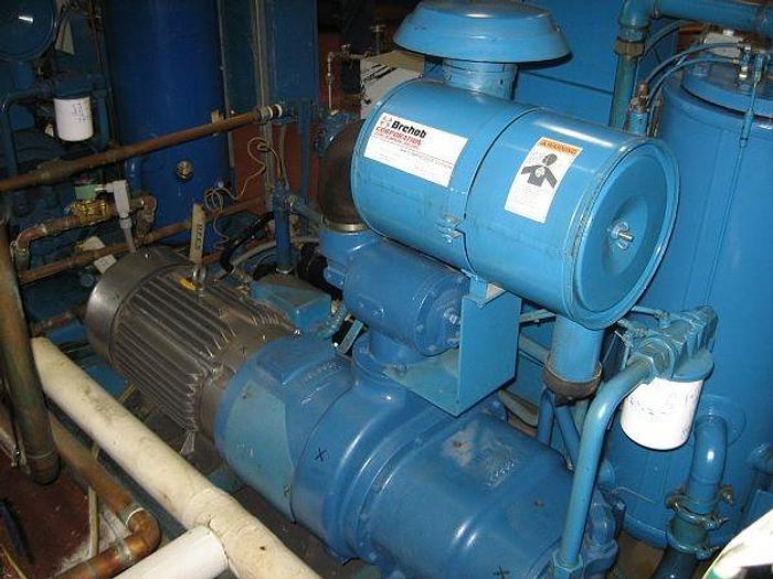 1994 Quincy 50HP compressor (2)