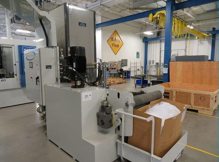 2015 CAMBELL MODEL 1000C500 MULTI AXIS VERTICAL CYLINDRICAL GRINDER (721 HOURS)