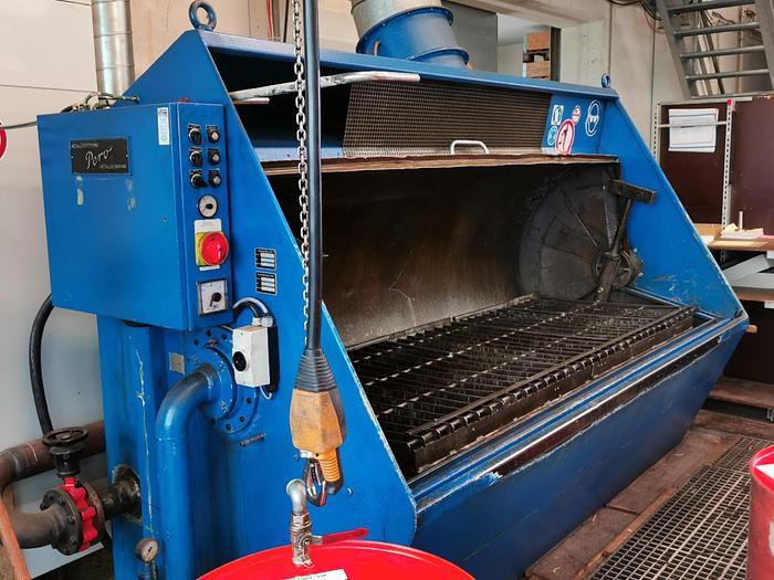 Gebraucht Waschmaschine PERO ROBOMAT Reinigungsanlage für Werkstücke