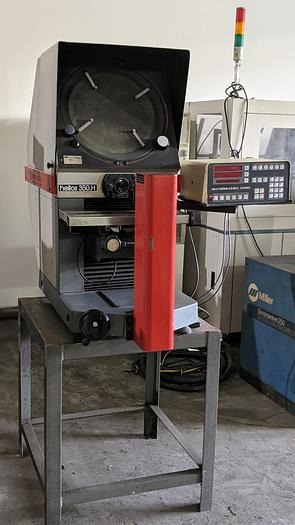 Used Used MICROTECNICA Helios 350-H Profile Projector