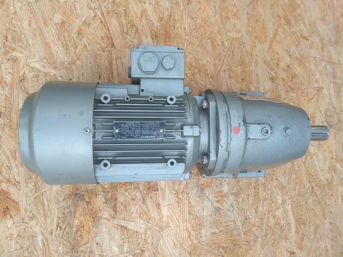 Getriebemotor HG 1LA 91S6, Watt, 24 U/Min, 0,75 KW, neuwertig