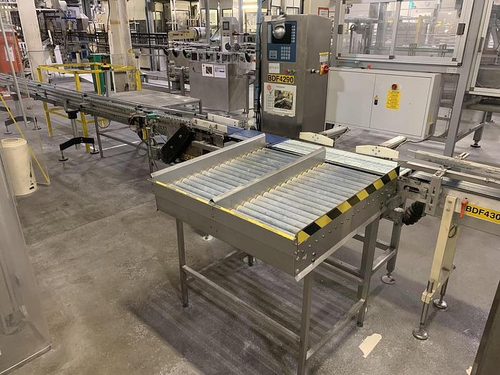 Used 2010 GREASBY BEST  D30 Checkweigher