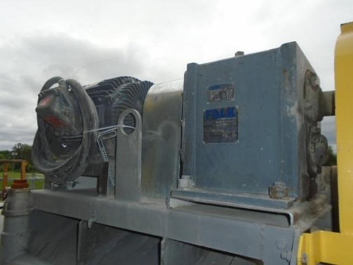 USED PADDLE BLENDER, 75 CUBIC FEET