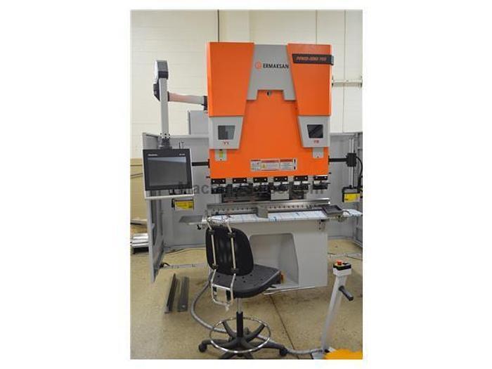2019 4'x66 Ton Ermak 'Seater' CNC Press Brake