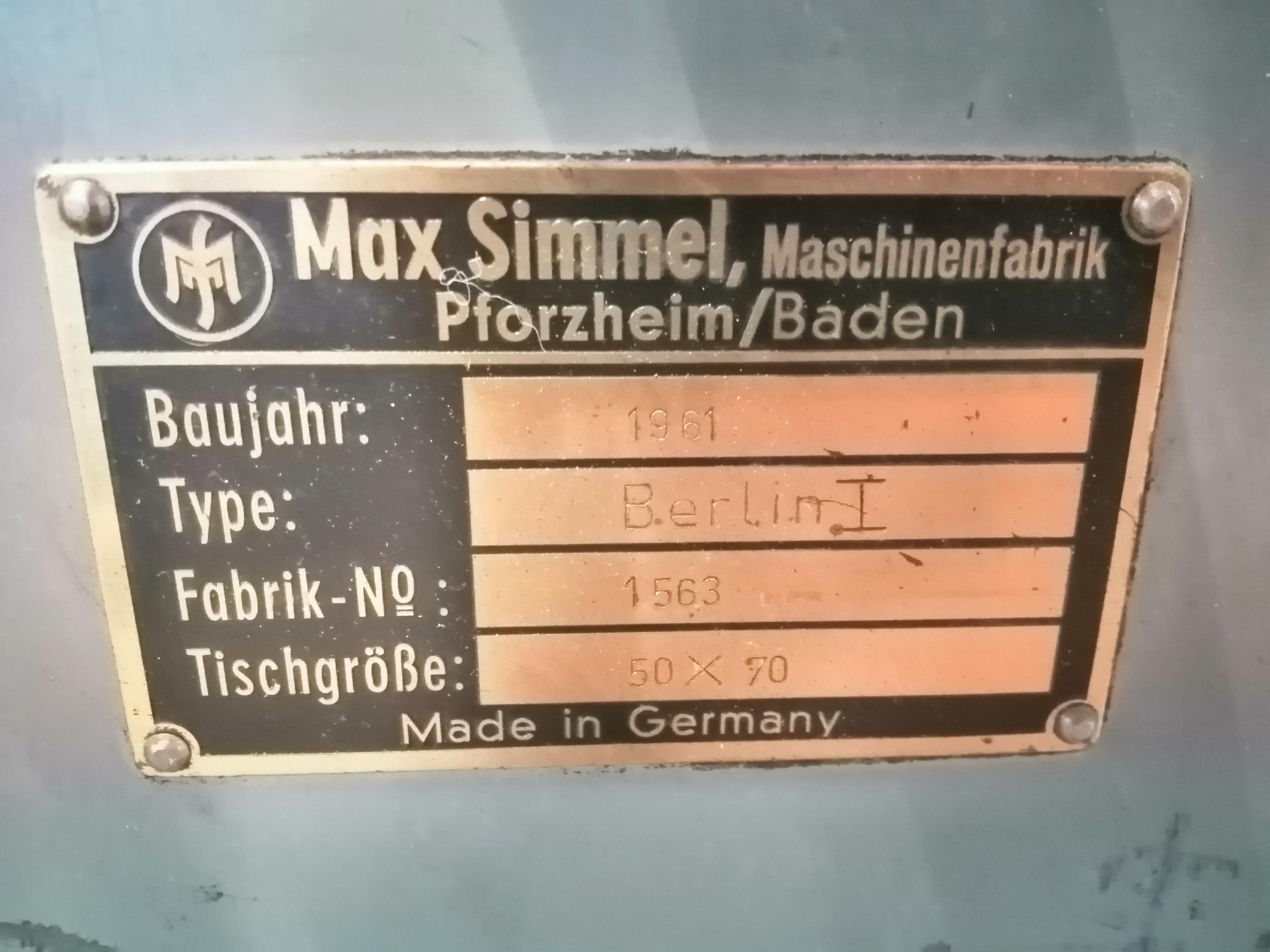 1961 KORREX BERLIN