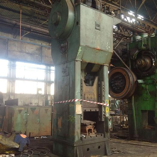 1968 Trimming press Erfurt  400ton PKZ400X1000