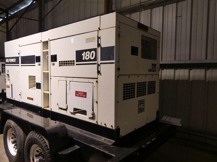 Used 2000 MQ POWER DCA-180SSK
