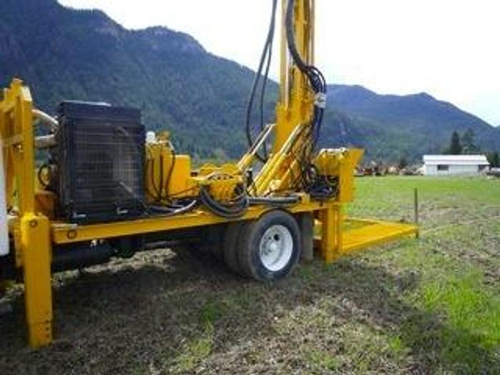 HB10352  CS-1500 Core Drills, Christiansen (Atlas Copco)
