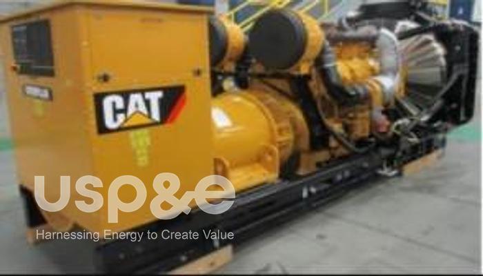 Used 2021 Caterpillar C32