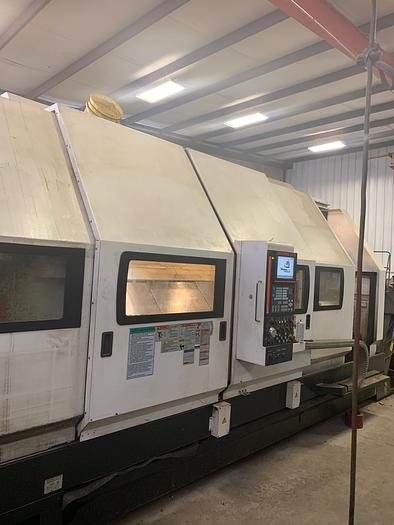 2011 Mazak Slant Turn 60U-3000