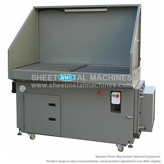 GMC Heavy Duty Industrial Downdraft Table DDT-6137