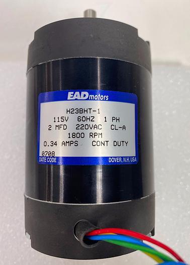 EAD Mortors H23BHT-1 Stepper Motor 115V 60HZ
