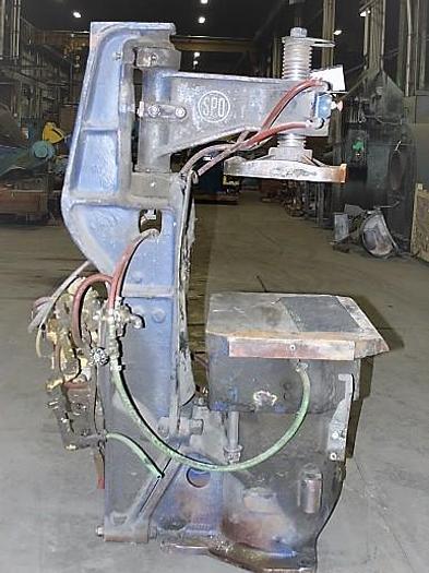 SPO 113-JU JOLT SQUEEZE MOLDING MACHINE (Hold)